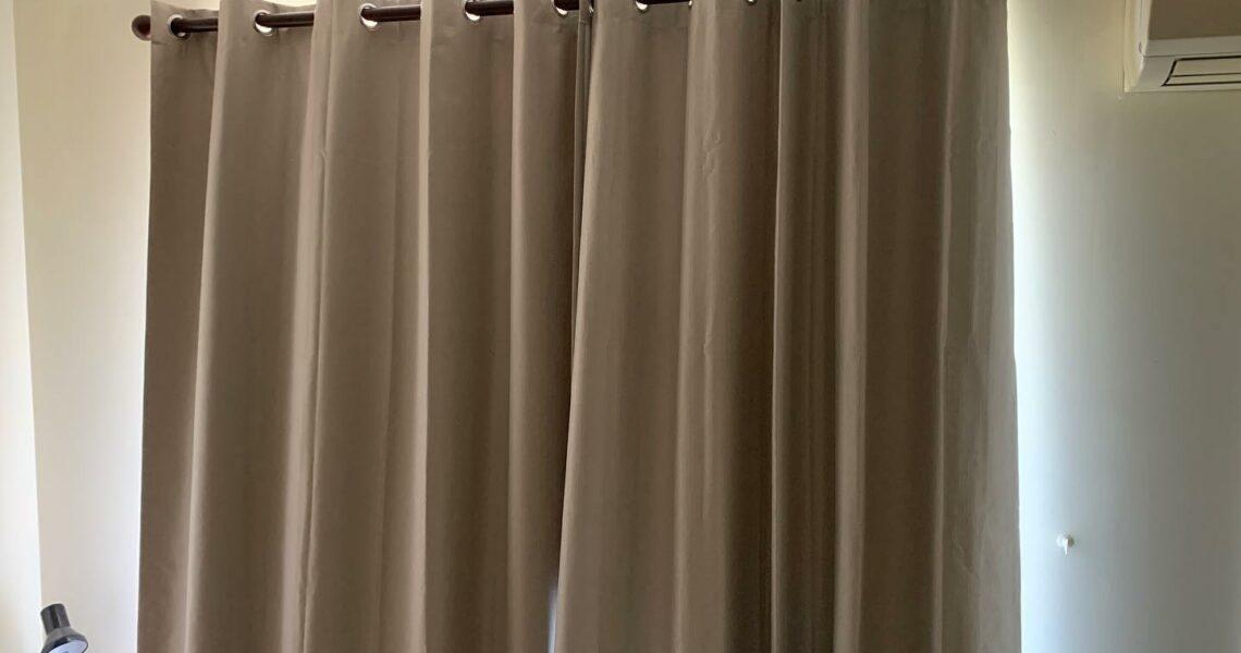 Grange Curtain Rod Repair